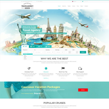 template | Travel | ID: 3376