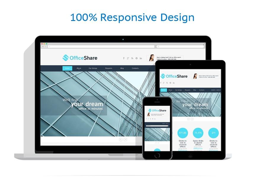Sablon responsive de | Business | ID: 365