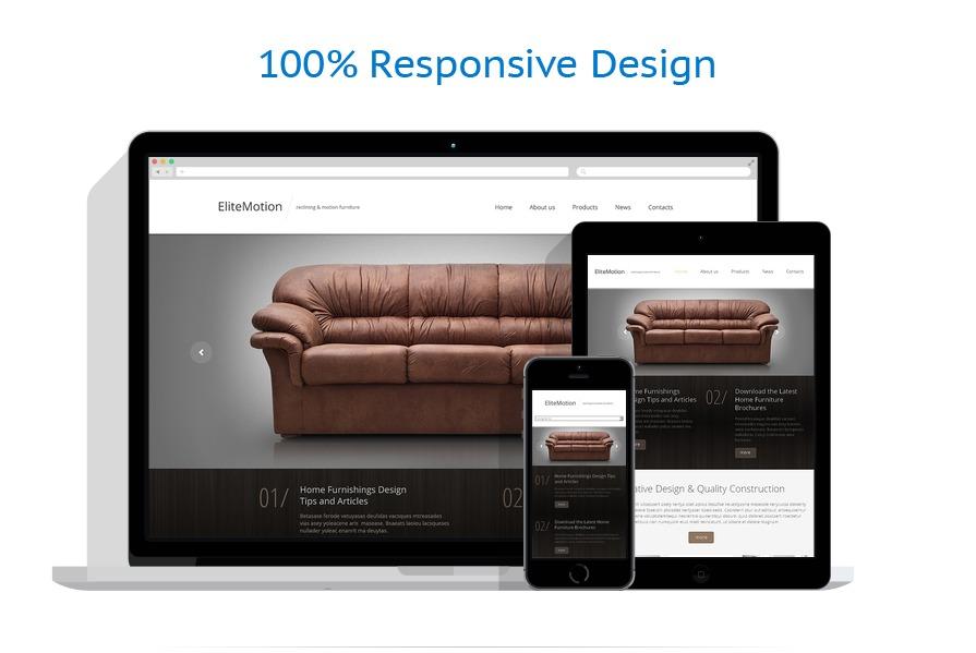 Sablon responsive de | Design Interior & Mobila | ID: 394
