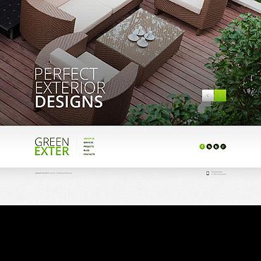 template | Exterior design | ID: 425