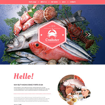 template | Cafe and Restaurant
