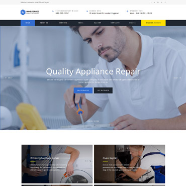 template | Maintenance Services | ID: 4369