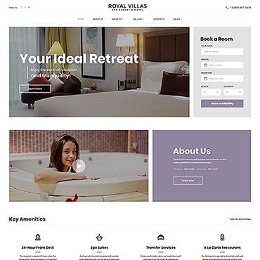 template | Hotels | ID: 4398