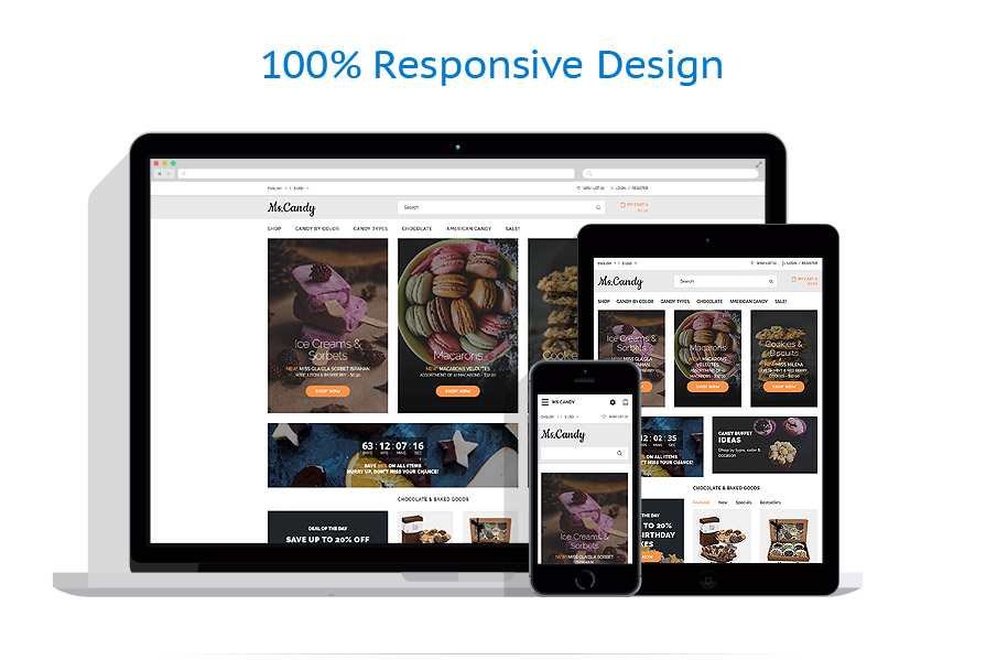 responsive template | Food & Drink | ID: 4478