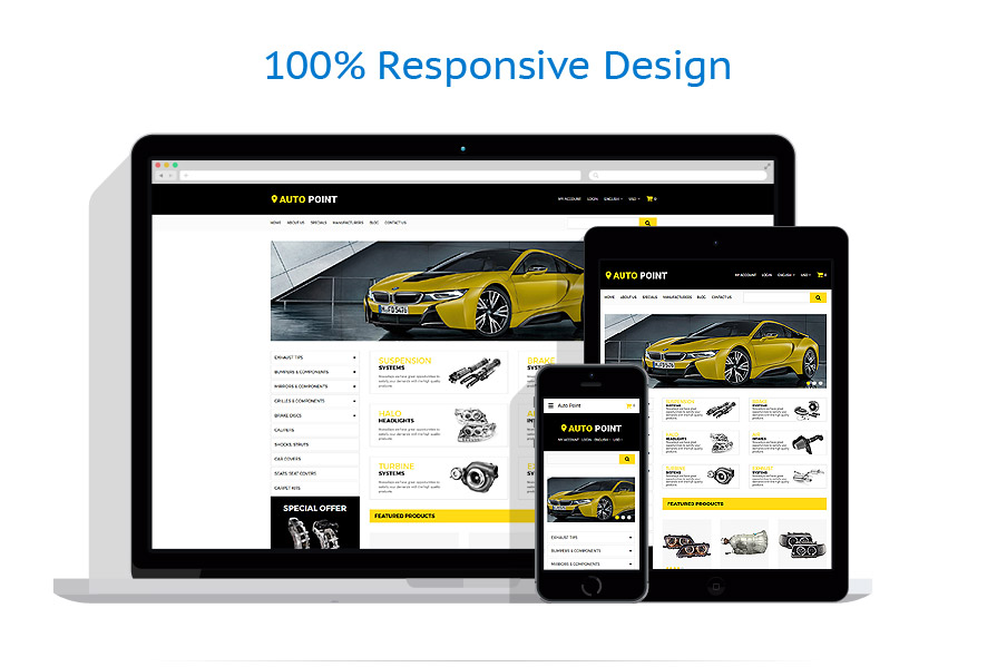 responsive template | Cars | ID: 4490