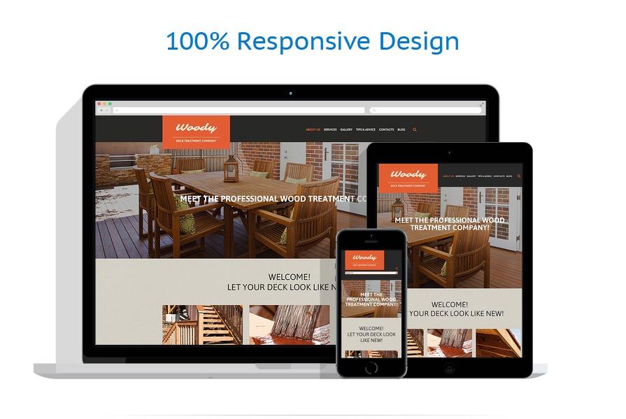 Sablon responsive de | Design Interior & Mobila | ID: 452