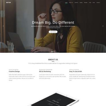 Sablon de | Web design | ID: 4525