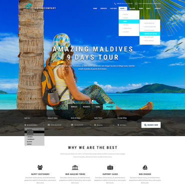 template | Travel | ID: 4526