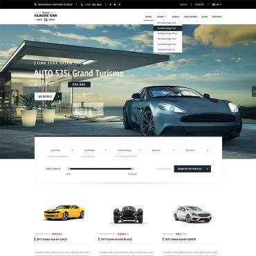 template | Cars | ID: 4538