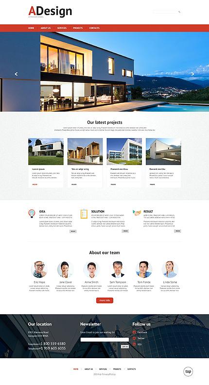Sablon de | Arhitectura | ID: 454