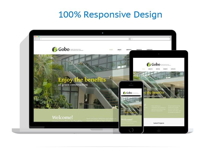 Sablon responsive de | Design Exterior | ID: 455