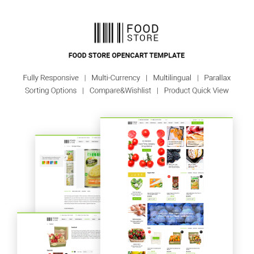 template | Food & Drink