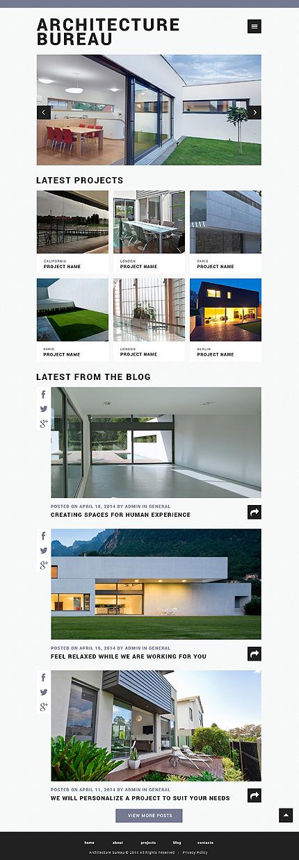 Sablon de | Arhitectura | ID: 487