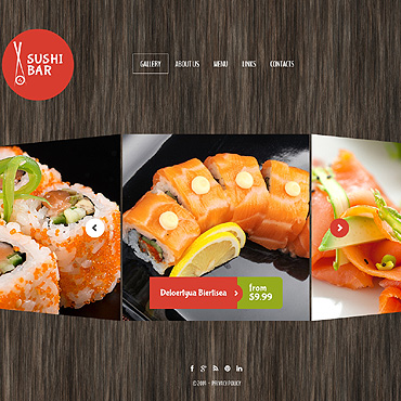 template | Cafe and Restaurant | ID: 498