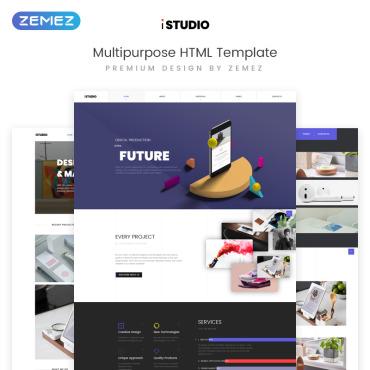 Sablon de | Web design | ID: 5129
