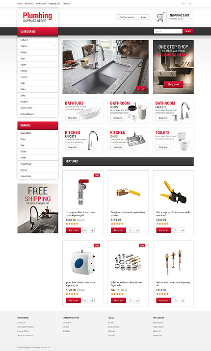 template | Maintenance Services | ID: 560