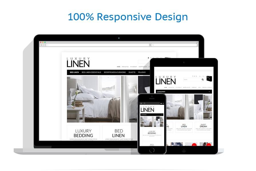 Sablon responsive de | Design Interior & Mobila | ID: 561