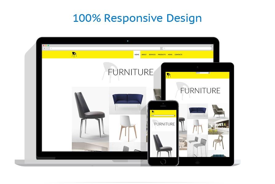 Sablon responsive de | Design Interior & Mobila | ID: 566