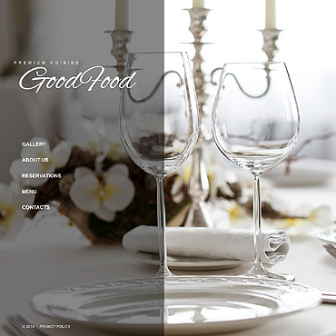template | Cafe and Restaurant | ID: 576