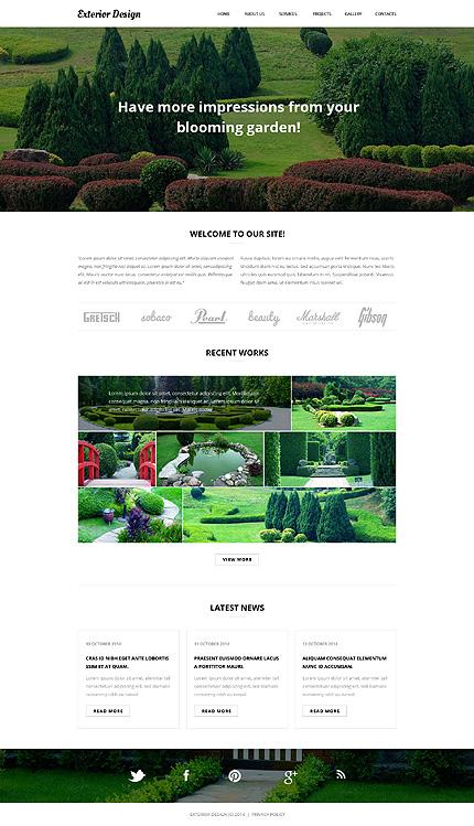 Sablon de | Design Exterior | ID: 584