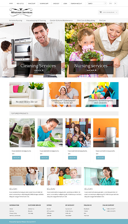 template | Maintenance Services | ID: 589