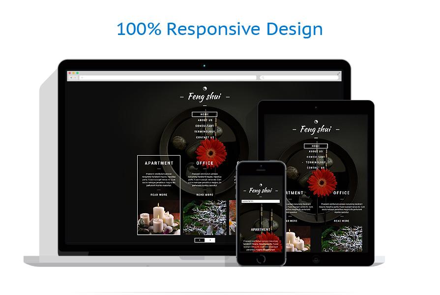 Sablon responsive de | Design Interior & Mobila | ID: 592