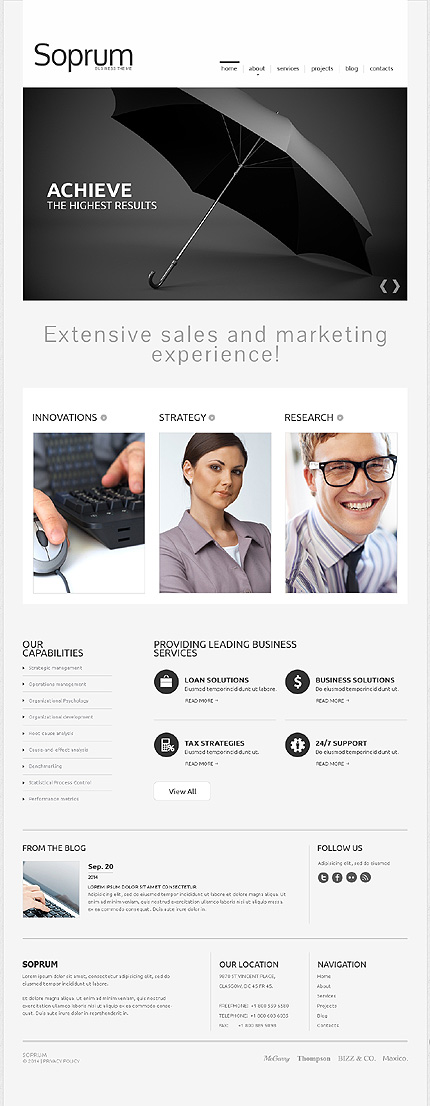 Sablon de | Business | ID: 60