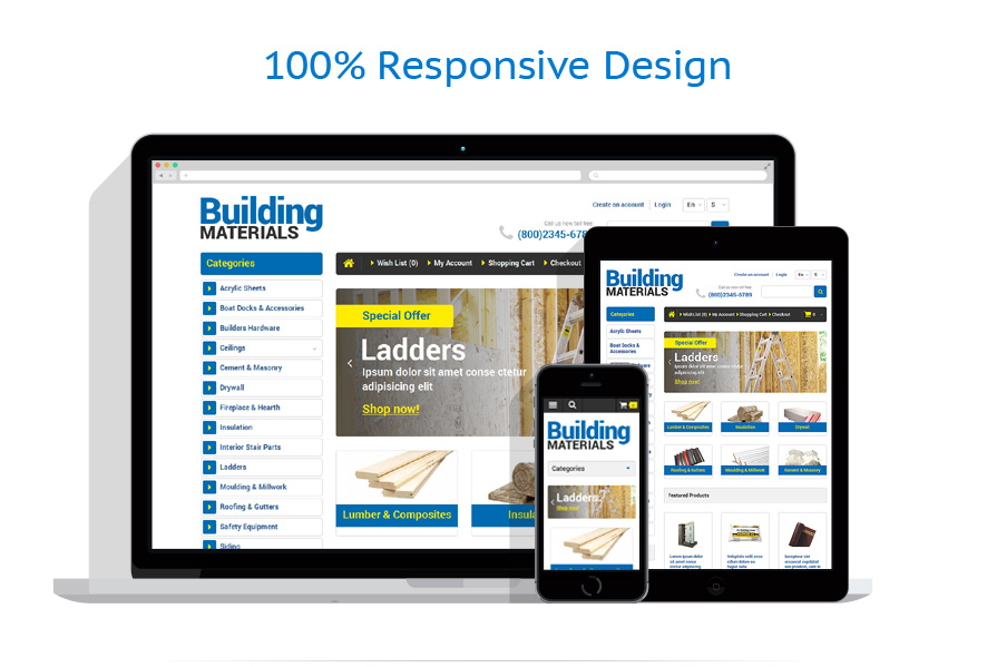 responsive template | Maintenance Services | ID: 609