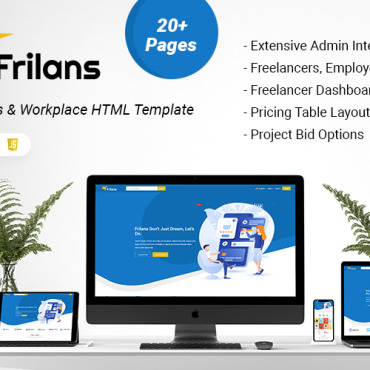 template | Web design | ID: 6505