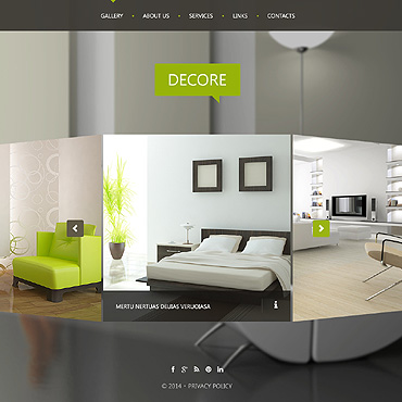 template | Interior & Furniture | ID: 654