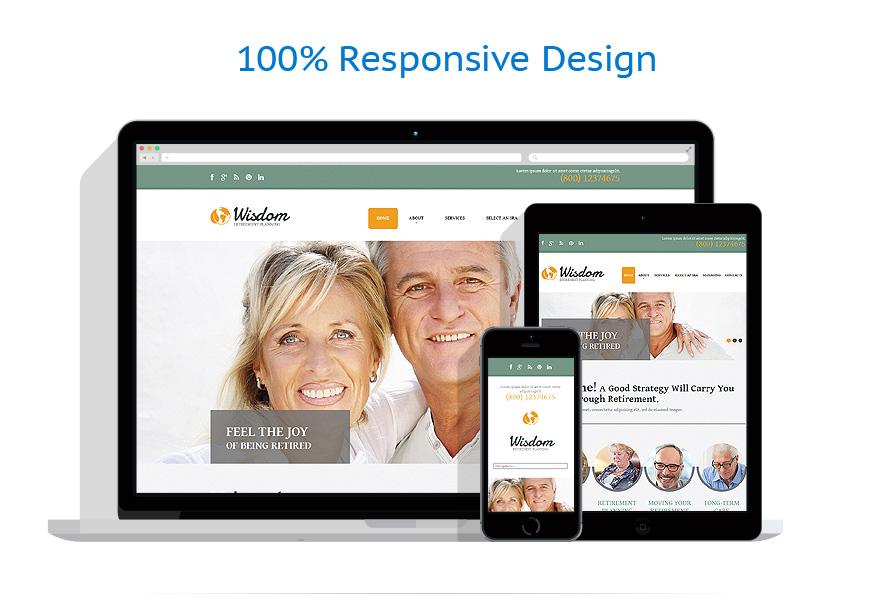 Sablon responsive de | Social & Cultural | ID: 670