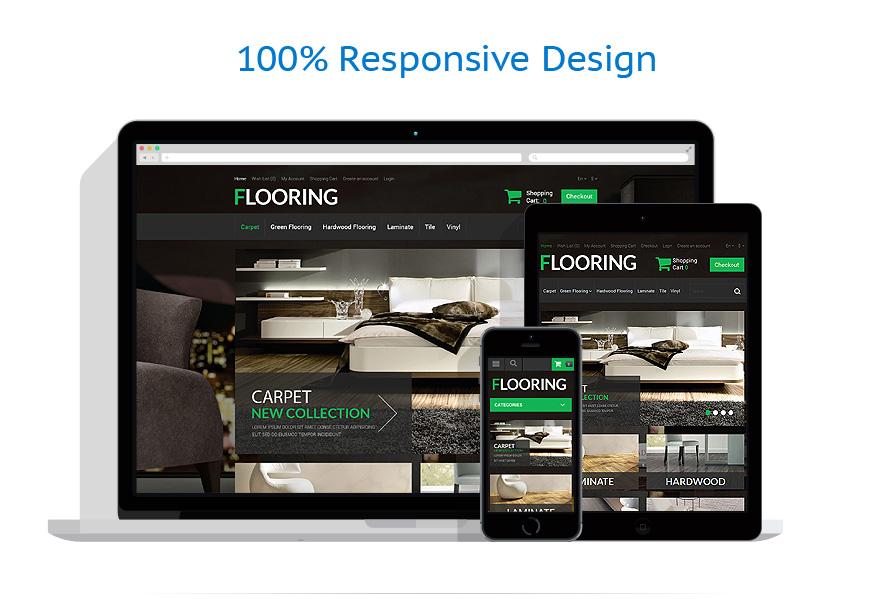 Sablon responsive de | Design Interior & Mobila | ID: 703