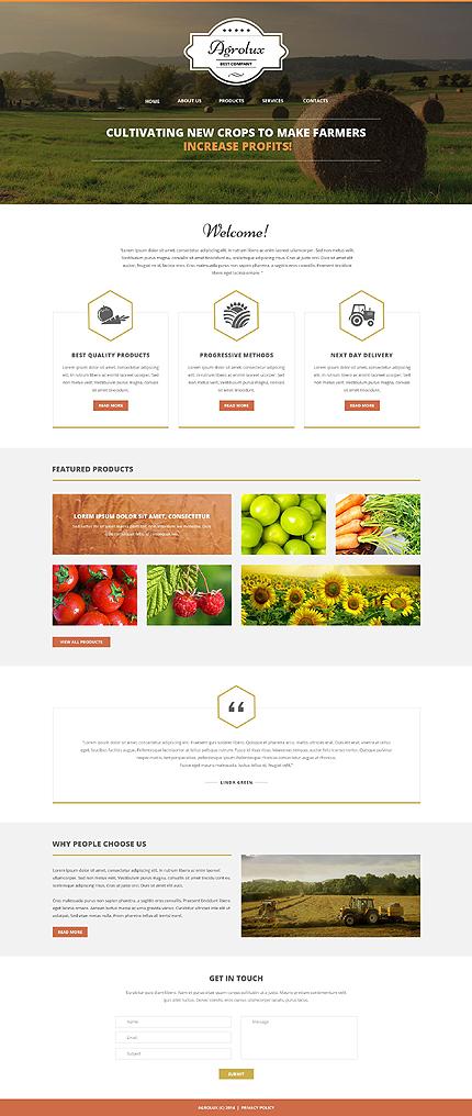 Sablon de | Agricultura | ID: 715