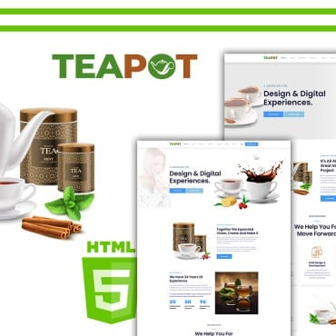 template | Cafe and Restaurant | ID: 7163