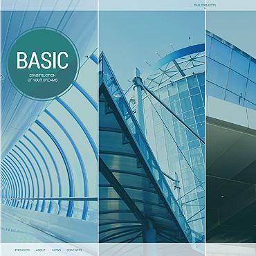Sablon de | Arhitectura | ID: 719