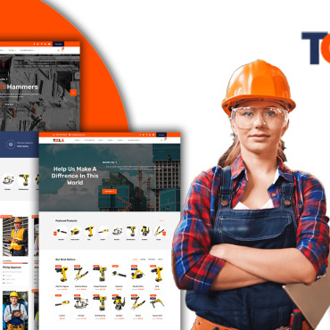 template   Industrial   ID: 7712