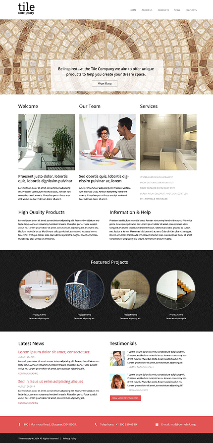 Sablon de | Design Interior & Mobila | ID: 780