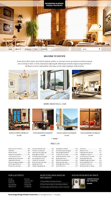 Sablon de | Design Interior & Mobila | ID: 781