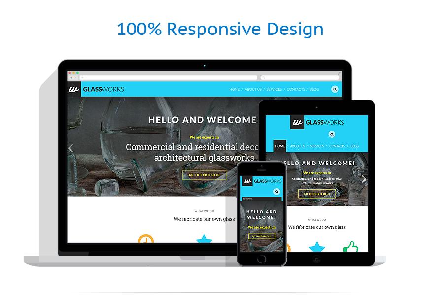 Sablon responsive de | Design Interior & Mobila | ID: 782