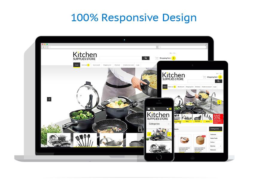 Sablon responsive de | Design Interior & Mobila | ID: 791