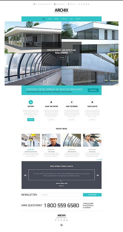 Sablon de | Arhitectura | ID: 792