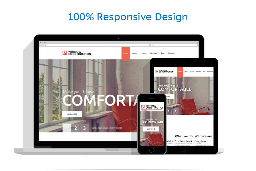 Sablon responsive de | Design Interior & Mobila | ID: 930