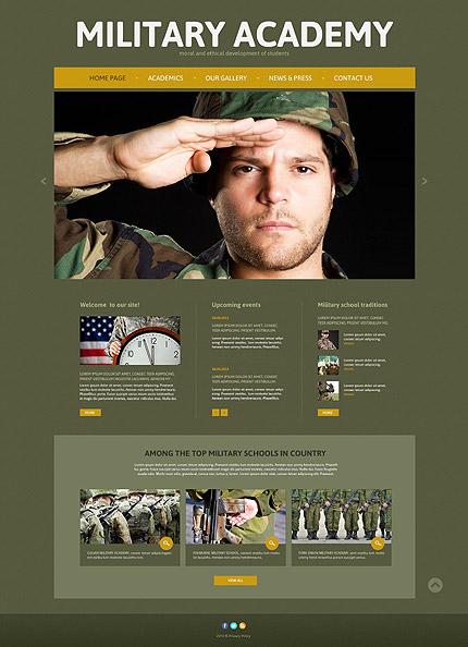Sablon de | Militar | ID: 950