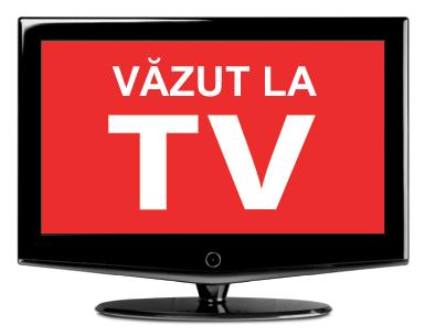 Vazut la TV